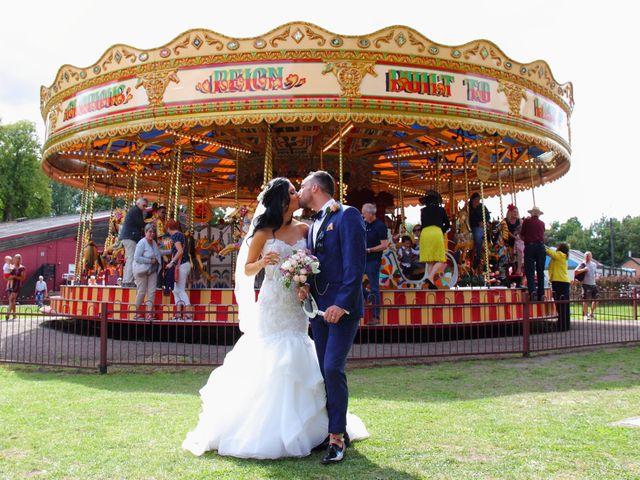 Daisy & Scott's wedding