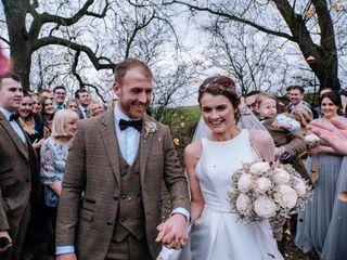 Liam & Faye's wedding