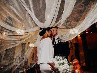 Rebecca & Kieran's wedding 3