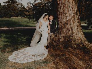 Rebecca & Kieran's wedding
