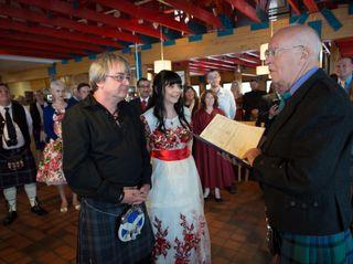 Fiona & Gordon's wedding 2