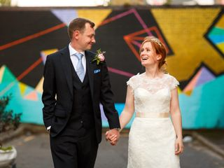 Hannah & Andrew's wedding