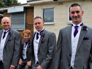 Scott And Carmens Wedding In Barnsley South Yorkshire 3
