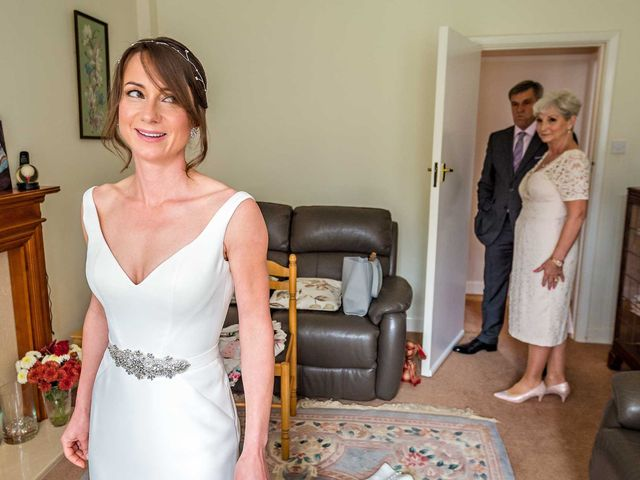 Dale and Helen's wedding in East Putney, Central London 3
