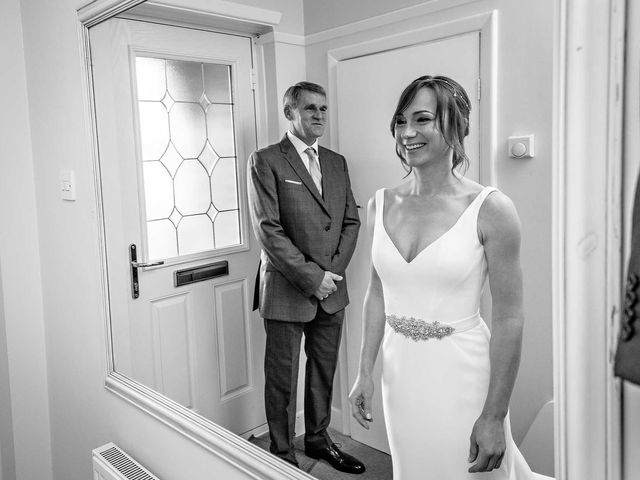 Dale and Helen's wedding in East Putney, Central London 4