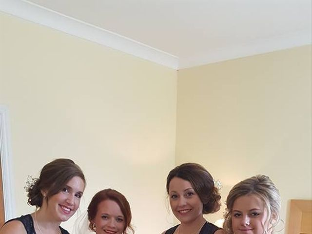Graham Evans  and Laura Evans 's wedding in Eltham South, Central London 5