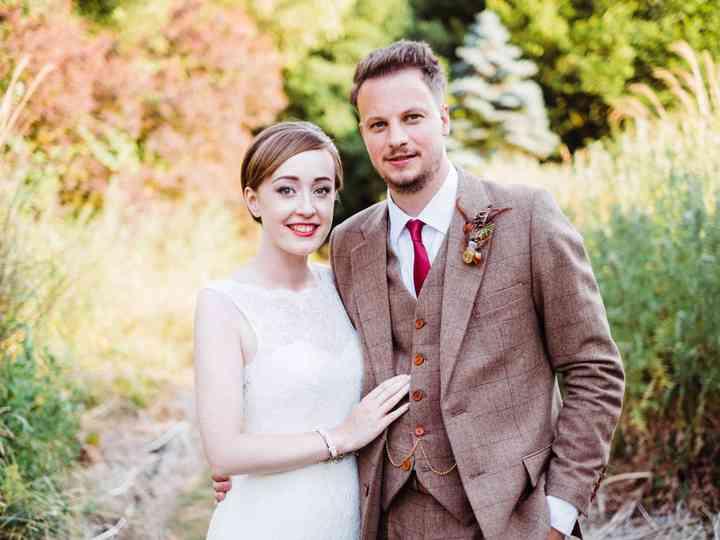 Becki & Lewis's wedding