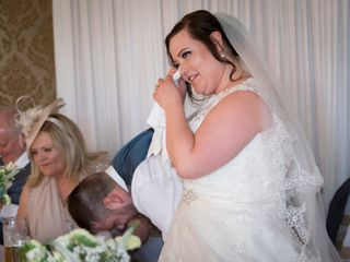 Rachael & David's wedding 3