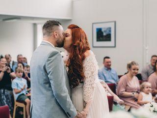 Dionne & Ben's wedding