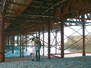 Jadene & Tom's wedding 1