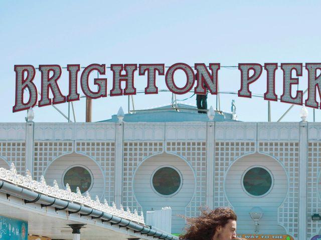 Tom and Jadene's wedding in Brighton, East Sussex 2