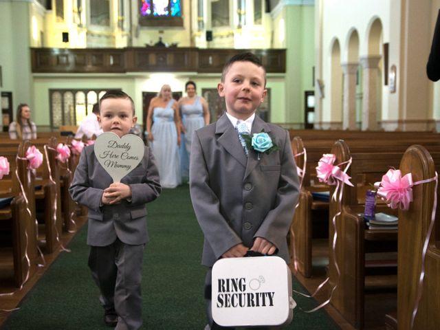 Sinead and Joe's wedding in Leeds, West Yorkshire 3