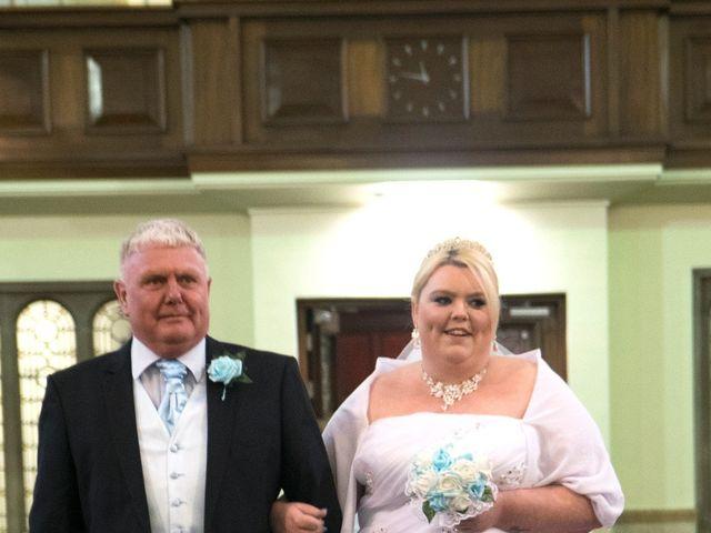 Sinead and Joe's wedding in Leeds, West Yorkshire 4