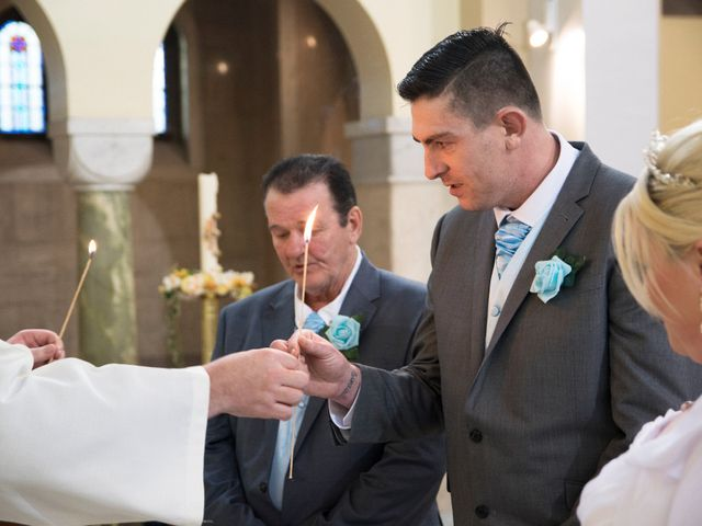 Sinead and Joe's wedding in Leeds, West Yorkshire 7