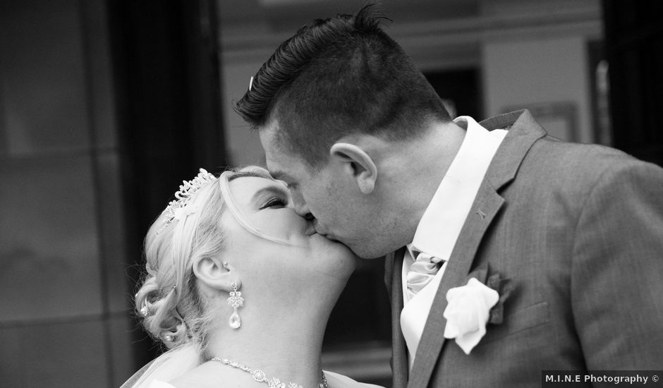Sinead and Joe's wedding in Leeds, West Yorkshire