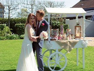 Amie & Ashley's wedding