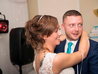 Melaine & David's wedding