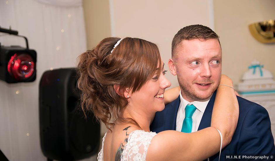 David and Melaine's wedding in Yarm, North Yorkshire