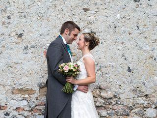 Bertie & Siobhan's wedding