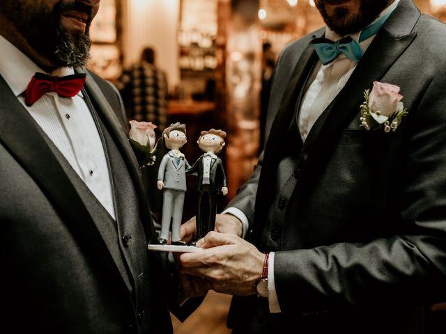 Jaime and Jose's wedding in Bath, Somerset 1