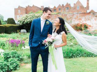 Kim & Mark's wedding
