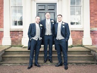Sian & Tom's wedding 1