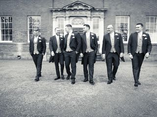 Sian & Tom's wedding 2