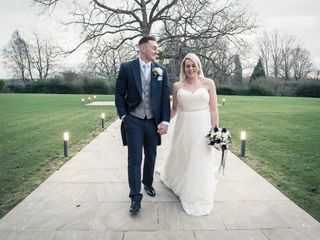 Sian & Tom's wedding