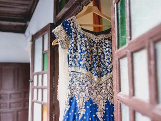 Jabeen & Mostapha's wedding 2