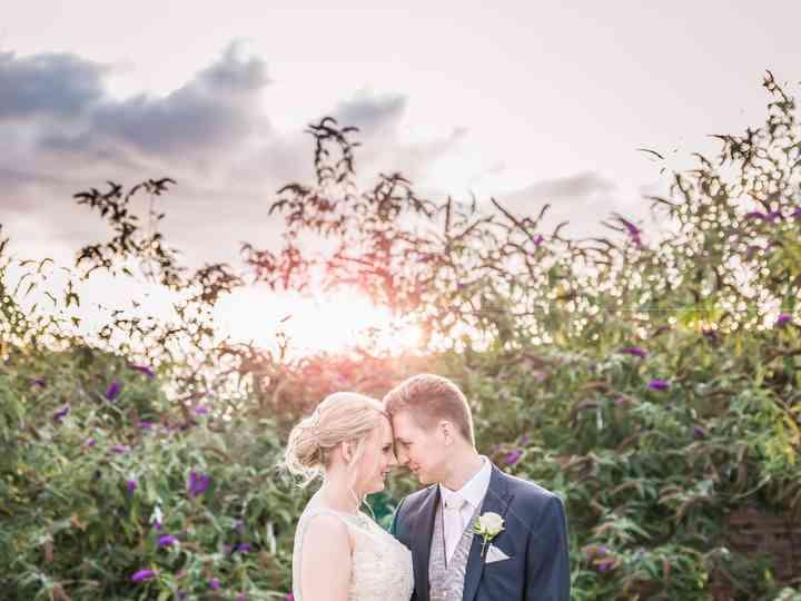 Lindsey & Ken's wedding