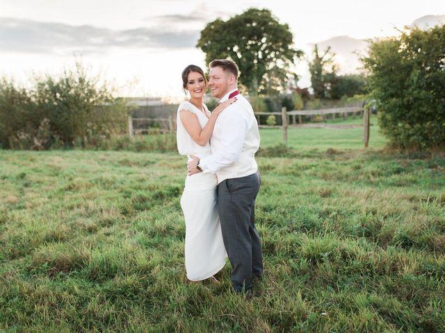 Shannon & Eddie's wedding
