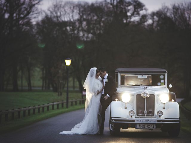 Johnny and Kylie's wedding in Enniskillen, Fermanagh 6