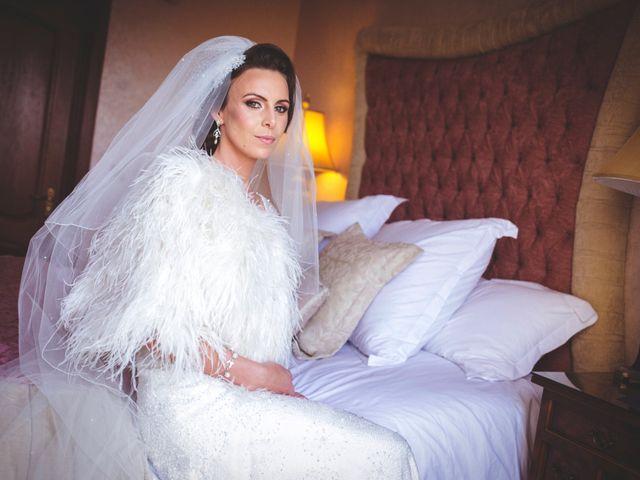 Johnny and Kylie's wedding in Enniskillen, Fermanagh 10