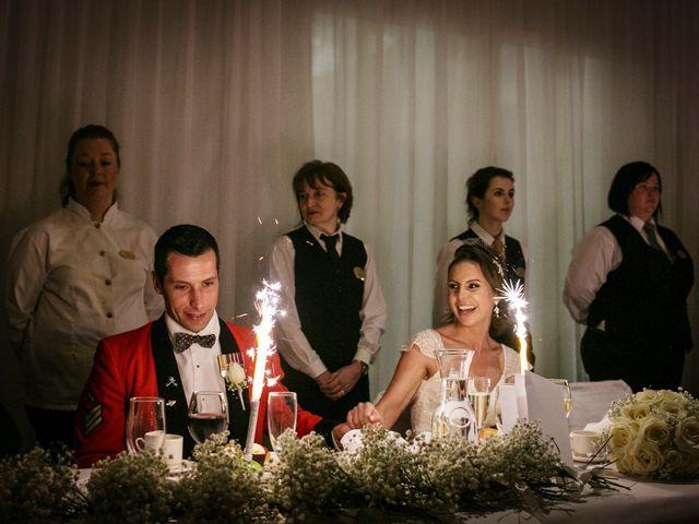 Johnny and Kylie's wedding in Enniskillen, Fermanagh 2