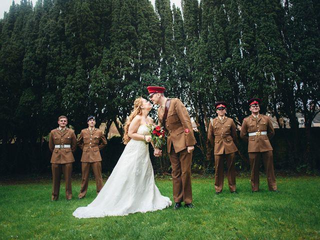 Natasha & Ashley's wedding