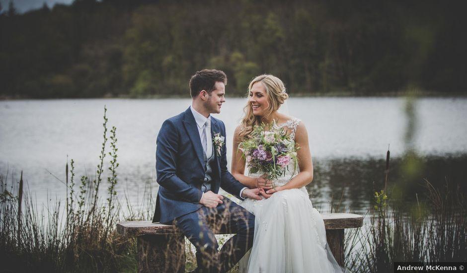 Stu and Amy's wedding in Ballymena, Ballymena