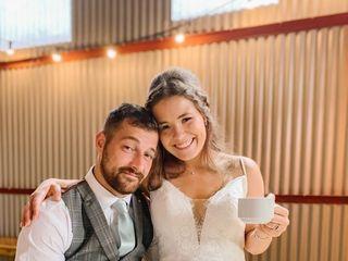 Jennifer & Jake's wedding 1