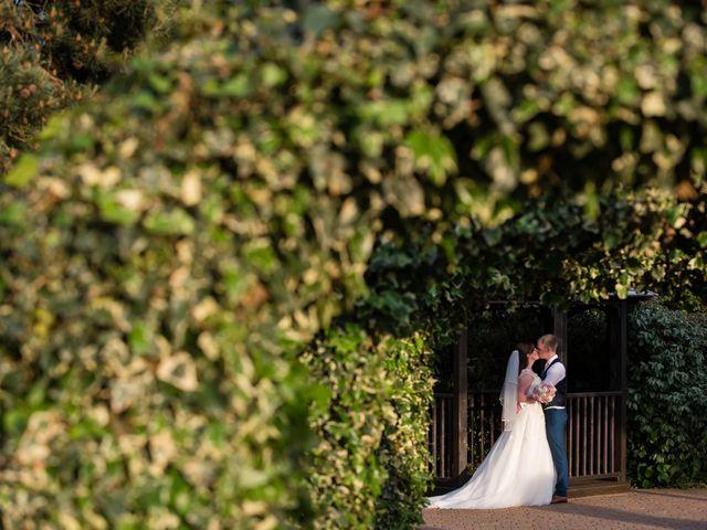 Natalie & Phil's wedding