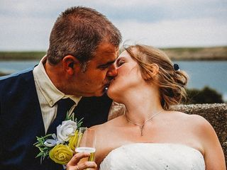 Sallyann & Nic's wedding
