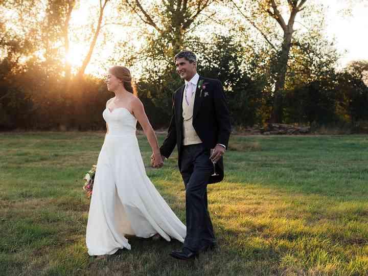 Molly & Geoff's wedding