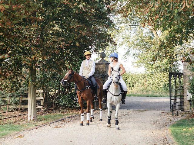 Geoff and Molly's wedding in Princes Risborough, Buckinghamshire 2
