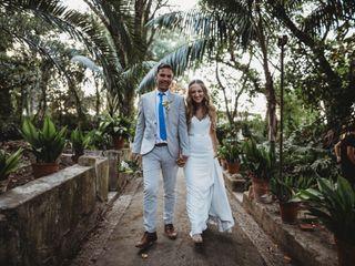 Ash & Dave's wedding
