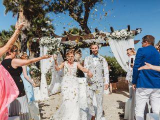 Naimh & Eoin's wedding