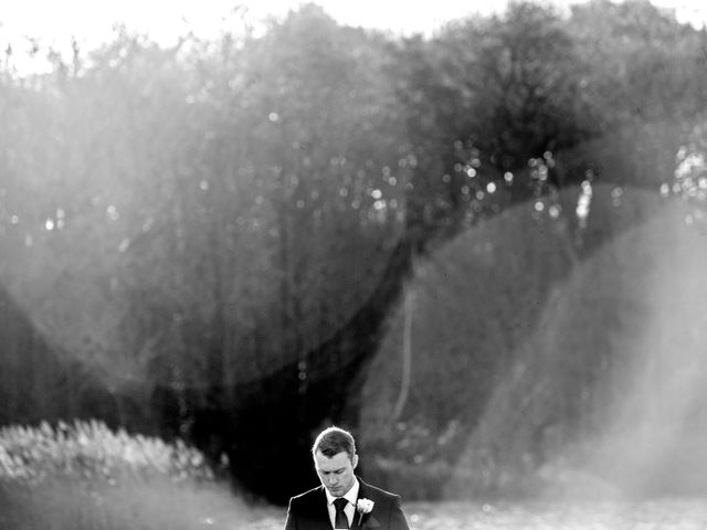 James and Heidi's wedding in Ormesby, Norfolk 4