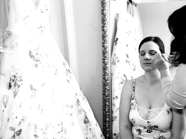 James and Heidi's wedding in Ormesby, Norfolk 5