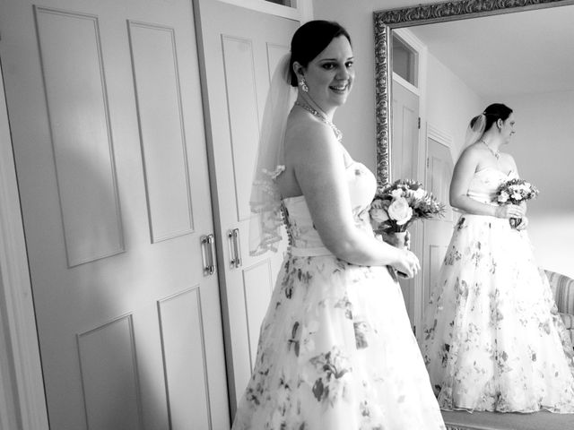 James and Heidi's wedding in Ormesby, Norfolk 6