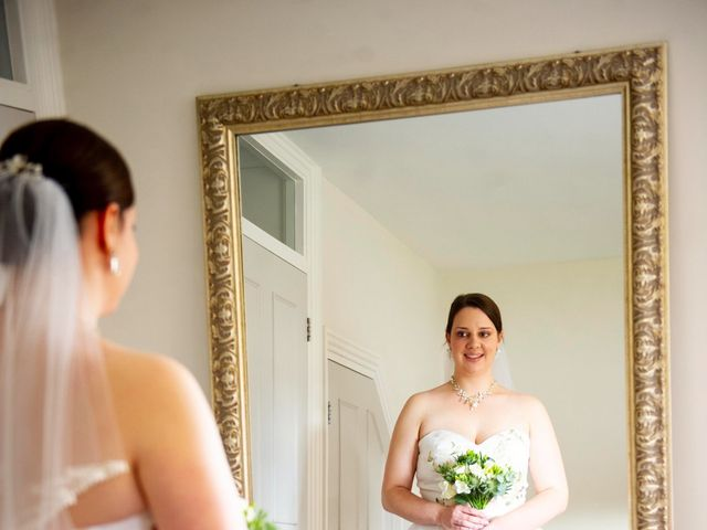 James and Heidi's wedding in Ormesby, Norfolk 7