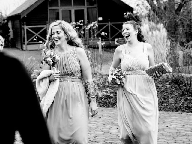 James and Heidi's wedding in Ormesby, Norfolk 8