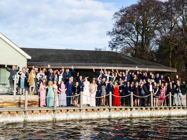 James and Heidi's wedding in Ormesby, Norfolk 2