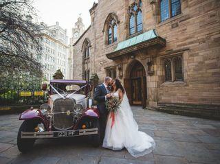 Stephanie & Anthony's wedding